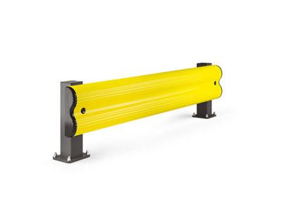 flexible Leitplanke Kunststoff
