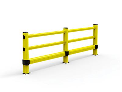 guard rail protezione industriale