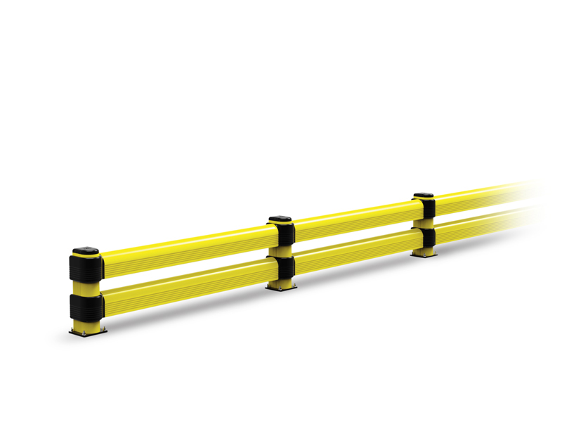 car barrier for industrial protection