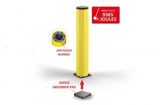, GRD 200 : IMPACT UP TO 9365 JOULES!