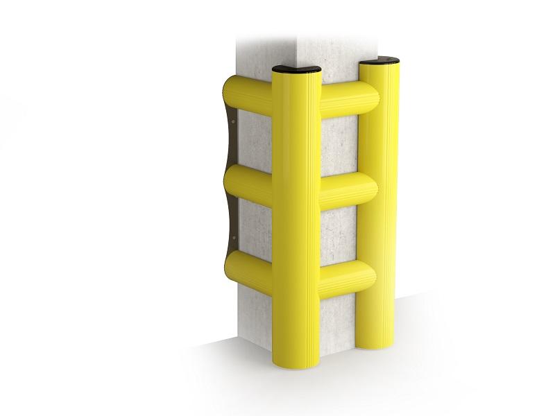protezione per colonna