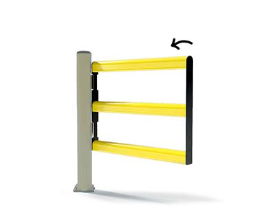 porte protezione industirale