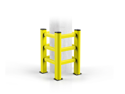 industrial column protection