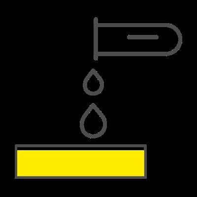 Resistente a substancias químicas, aceites y combustibles